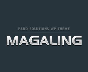 Magaling Theme