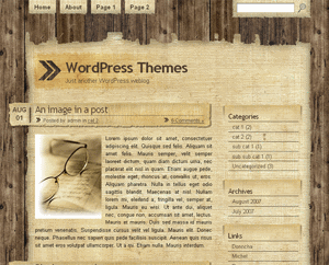 Papyrus Theme