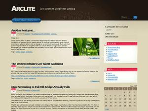 ArcLite Theme