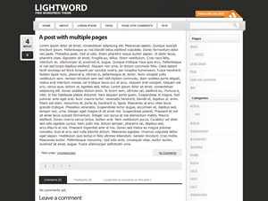 LightWord Theme