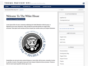 White House Theme